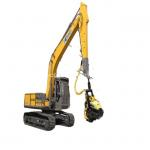 XE210C Hydraulic Crawler Excavator For Felling Of Forest Trees for sale