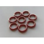 FEP PFA Encapsulated O Ring Seal Oil Resistant O Rings High Sealing Performance for sale