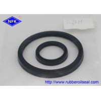 Cylinder Rod Rubber Dust Seal DSI LBI LBH VAY DH Different Type High Temp Resistant for sale