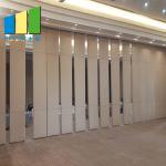 Movable Aluminum Office Sliding Folding Type Partition Wals For Banquet Hall for sale