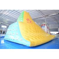 0.9mm Commercial Grade PVC Tarpauline Durable Inflatable Water Iceberg for sale