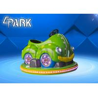 China Outdoor Playground Kids Bumper Car With Electrical System / Battery Bumper Cars for sale