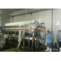Automatic Hydraulic PLC Control Stainless Steel Diaphragm Filter Press