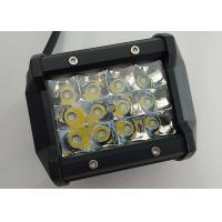 China 3 Inch  12 - 24 Volt LED Work Lights For Vehicles / Off Road 36W for sale