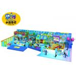 Professional Commercial Soft Play Equipment / Kids Indoor Playground for sale