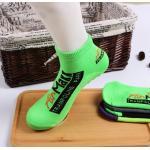 China Customized Size Trampoline Grip Socks High Temperature Non Slip Socks Kid Adult Anti Friction Bounce Yoga Socks for sale