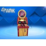 China Boxing Arcade Coin Operated Amusement Machines / Big Punching Machine Game for sale