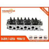 China Year 1982-1986 Cylinder Head Complete For MITSUBISHI Pajero L300  908511 Valve Deepth 3.2mm supplier