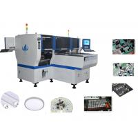 Automatic LED SMD Mounting Machine HT-E8D 380AC 50Hz Power High Precision for sale