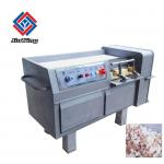 Commercial Frozen Meat Processing Equipment / Automation Meat Dice Machine for sale