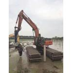 Multiple Function Hydraulic Pile Driving Equipment Quick Converting Operation for sale