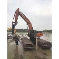 China Multiple Function Hydraulic Pile Driving Equipment Quick Converting Operation factory