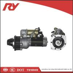 China Diesel Generator Mini Starter Motor Komatsu 600-813-4421 0-23000-1750 S6D95 PC200-5 for sale