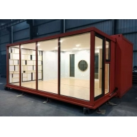 Residential 20ft Prefab Expandable Container House for sale