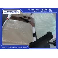 China Standard Seat Cushion For Electric Freight Car Parts / Electric Shuttle Bus for sale