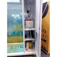 China Automatic Sprayer Sun Cream Vending Machine With 22 Inches Touchscreen for sale