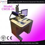 PCB Laser Marking Machine PCB Labeling Machine For All Material for sale