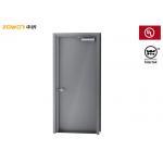 Galvanized 1200mmx2400mm 90mins 1.5mm Fire Safety Door
