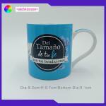 China Retro Custom Handmade Stoneware Mugs Colored Promotional Ceramic Cups for sale
