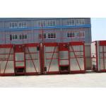 Painted / Hot Dipped Zinc Construction Hoist Rental 1000kg  - 3200kg for sale