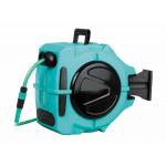 30M 1/2 inch Auto - rewind Hose Reel with customized expandable hose for sale