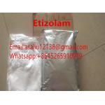 Etizolam good quality etizolam research chemicals powder rc's chemicals raw powders cas no.40054-69-1 for sale