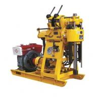 Hydraulic Portable 200m Water Well Drilling Rig Machine For Soil Sample for sale