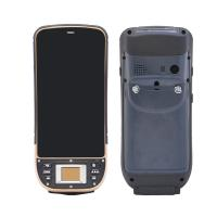 China Biometric Fingerprint QR Code Mobile Computers Android Barcode scanners for sale