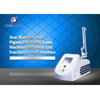 Face Lift Laser Co2 Fractional / Co2 Fractional Laser Equipment 6 Kinds Scan Mode for sale