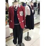 China Custom Shirt Vest Blazer Skirts Sports Design Formal University  Primary High School Uniform For Teacher Children's Kids for sale