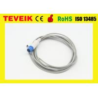 China Compatible Drager /Siemens adult/child rectal surface temperature probe with round 7pin connector supplier