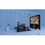 Mini Mobile 5D Cinema Theater For Science / Shopping Mall Novel And Unique Experience for sale