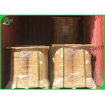 Hard Stiffness 1.2mm 1.4mm 1.6mm White Absorbent Paper For Coaster Board for sale