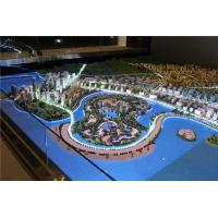 China 1 / 1000 Scale Miniature Architectural Models For Urban Planning Display for sale