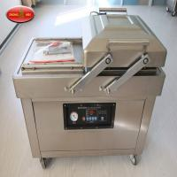 China Industrial Vacuum Packaging Machine DZ600/2C Double Chamber Vacuum Packer For Food supplier