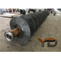Thick-walled shafts Sand Washing Machine Spiral Simple structure Long service