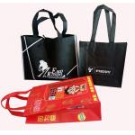 100% Recyclable Non Woven Carry Bags Customerized Color Promotional For Shopping for sale