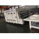 Semi Automatic Flexo Ink Printer Four Link Slotter Die Cutter Machine 1 Year Waranty for sale