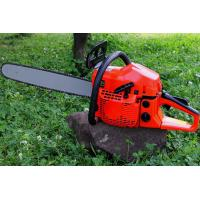 Multi Color 12 Inch Gas Chainsaw , High Power Lightweight Gas Chainsaw for sale