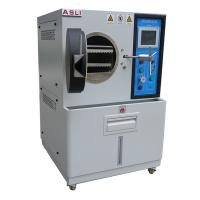 China High Pressure Test Chamber / Pressure Cooker for Lab Aging Test material testing machines supplier