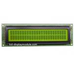 Positive Dot Matrix LCD Display Module With English - Japanese Controller IC for sale