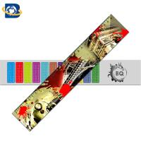 Custom 3d lenticular Ruler Straight Rulers Promotional Gift Stationery for sale