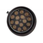 China 12V LED Garden Spotlights 35 Watt 35 ° Beam Angles Powder Coated Bronze Finish for sale