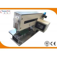 Guillotine Cutter PCB Cutting Machine for Metal Board With Linear Blades for sale