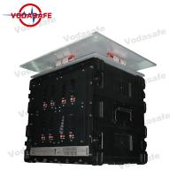 13 Channel Vehicle Cell Mobile Phone Bomb Signal Shielding Device Work For 300M for sale
