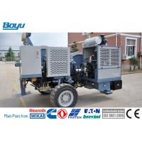 China Hydraulic Cable Tensioner TY1x80 Diesel 105hp Hydraulic Tensioner for sale