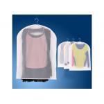 China Lightweight Hanging Garment Bag , Dress Garment Bag / Garment Storage Bags for sale