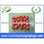 Copperplate Nylon Material Vacuum Seal Food Bags With 3 Side Seal