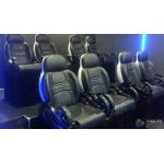 9 Seats 5D Movie Theater 3 Luxury Chair 3 Rows Standard Motion Cinema Simulator for sale