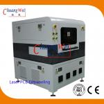 17W UV Optowave Laser Pcb Depaneling Machine without Cutting Stress for sale